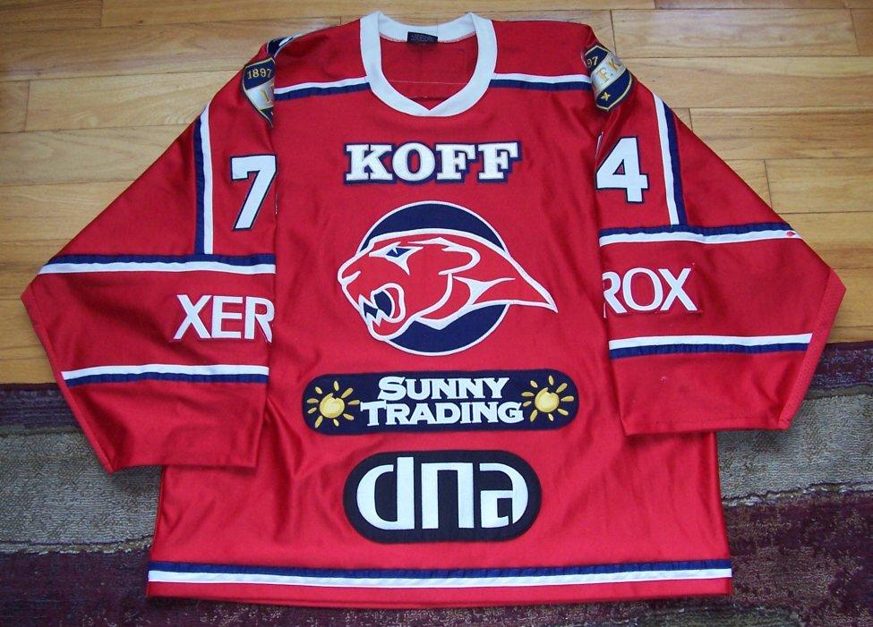 151ded35277 Ranking the 25 Best European Hockey Uniforms