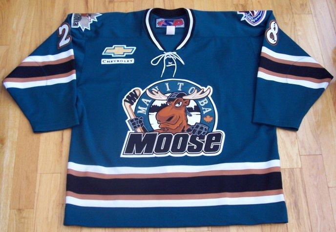 manitoba moose jersey