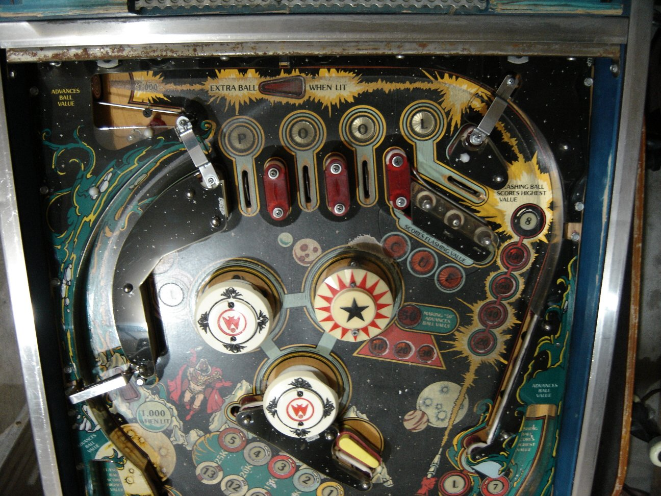 Pinball NZ | Supplying parts for pinball owners in New Zealand